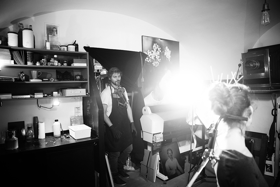 Backstage/Baltic Porter/Four Elements BreweryHonza Sakař/Fotograf na plech